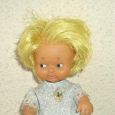 Muñecas Lesly y Barriguitas: BARRIGUITAS DE PELO AMARILLO. Lote 20013137