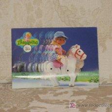 Muñecas Lesly y Barriguitas: CATALOGO DE BARRIGUITAS DE FAMOSA. Lote 22883316