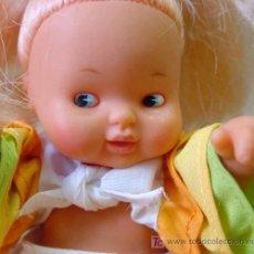 Muñecas Lesly y Barriguitas: MARAVILLOSA BARRIGUITAS RUBIA, ORIGINAL FAMOSA. Lote 23511676
