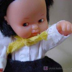 Muñecas Lesly y Barriguitas: MARAVILLOSA BARRIGUITAS MORENA, ORIGINAL FAMOSA. Lote 23511677