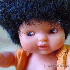 Muñecas Lesly y Barriguitas: MARAVILLOSA BARRIGUITAS MORENA, ORIGINAL FAMOSA. Lote 23511678
