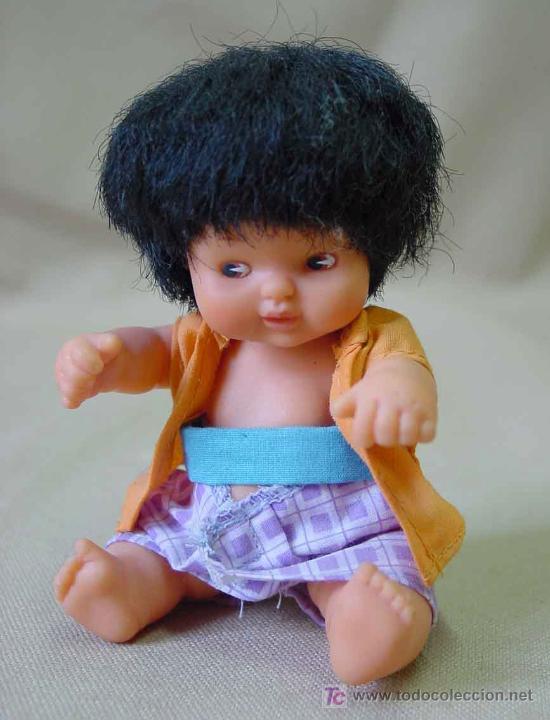 Muñecas Lesly y Barriguitas: MARAVILLOSA BARRIGUITAS MORENA, ORIGINAL FAMOSA - Foto 2 - 23511678