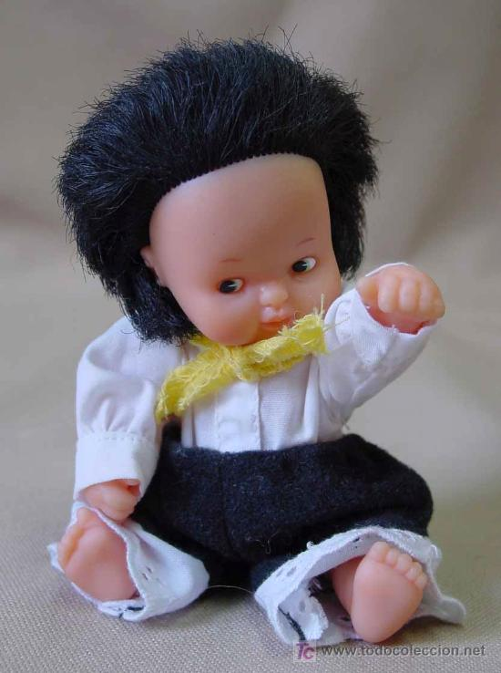 Muñecas Lesly y Barriguitas: MARAVILLOSA BARRIGUITAS MORENA, ORIGINAL FAMOSA - Foto 2 - 23511677