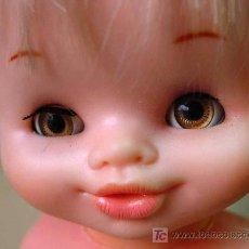Muñecas Lesly y Barriguitas: MUÑECA ORIGINAL, FABRICADA POR FAMOSA, MECANICO, 1970S, NACHO ?. Lote 14409181