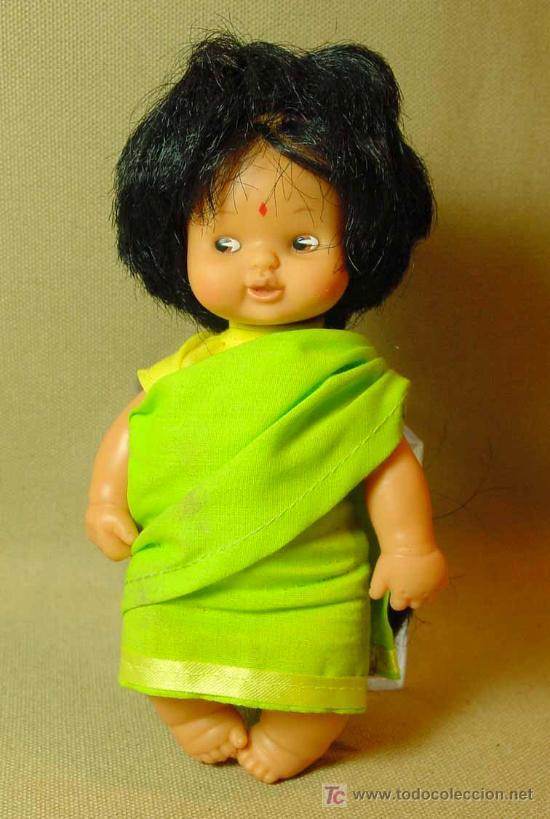 Muñecas Lesly y Barriguitas: MARAVILLOSA BARRIGUITAS, ORIGINAL FAMOSA - NO JESMARIN, CON ROPA ORIGINAL - Foto 3 - 16235926