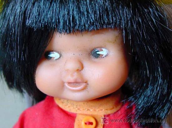 Muñecas Lesly y Barriguitas: MARAVILLOSA BARRIGUITAS, ORIGINAL FAMOSA - CON ROPA ORIGINAL - Foto 3 - 23511686