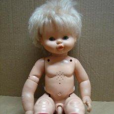 Muñecas Lesly y Barriguitas: MUÑECO DE FAMOSA PIRULIN PIPI 43 CMS ¡¡AÑO 1989 ¡¡. Lote 25255330