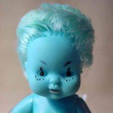 Muñecas Lesly y Barriguitas: RARA BARRIGUITAS ASTRO AZUL, ORIGINAL FAMOSA . Lote 19300473