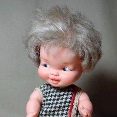 Muñecas Lesly y Barriguitas: MUÑECA ORIGINAL, FABRICADA POR FAMOSA, RUBIA, , . Lote 56430478