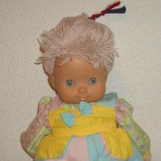 Muñecas Lesly y Barriguitas: MUÑECA DE FAMOSA,AÑO 1992. Lote 20300246