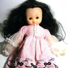 Muñecas Lesly y Barriguitas: FAMOSA DE TRAPO, ETIQUETA 900 FAMOSA. Lote 21221067