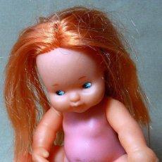 Muñecas Lesly y Barriguitas: MUÑECA BARRIGUITAS, PELIRROJA, FAMOSA, ORIGINAL. Lote 206265815