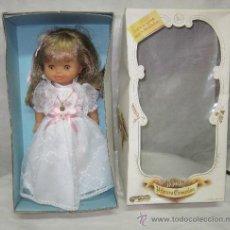 Muñecas Lesly y Barriguitas: HELEN,1ªCOMUNIÓN,FAMOSA,HABLADORA,CAJA ORIGINAL,AÑO 1989. Lote 25040688