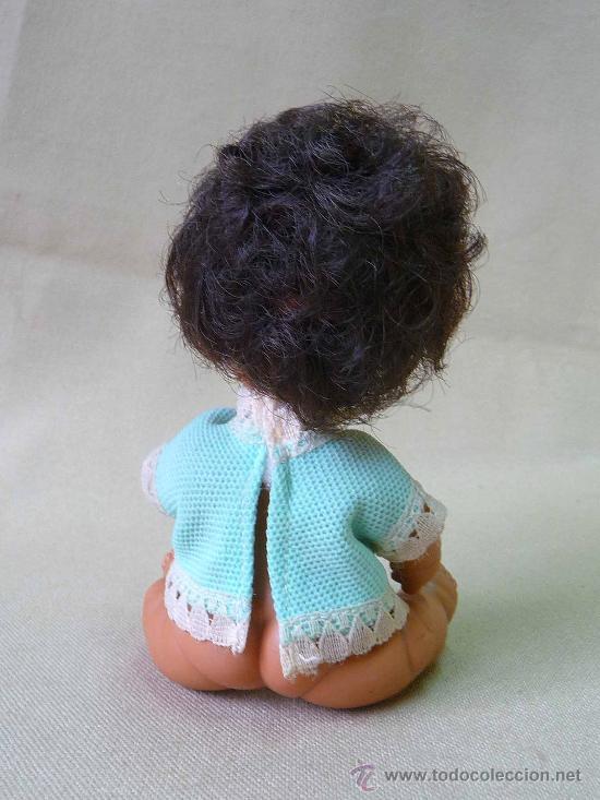 Muñecas Lesly y Barriguitas: RARA MUÑECA BARRIGUITAS, ORIGINAL DE FAMOSA, MULATA - Foto 3 - 25286821