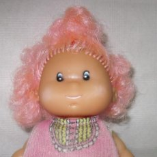 Muñecas Lesly y Barriguitas: MUÑECA,SERIE PRIMITOS DE FAMOSA. Lote 27881184