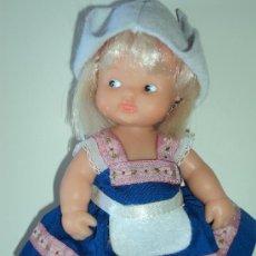 Muñecas Lesly y Barriguitas: BARRIGUITAS TIROLESA EN Y COMPLETA. Lote 28402353