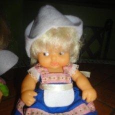 Muñecas Lesly y Barriguitas: BARRIGUITAS HOLANDESA FAMOSA. Lote 28637813