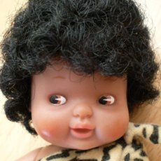 Lesly and Barriguitas dolls - Barriguitas negro negrito - 29436565