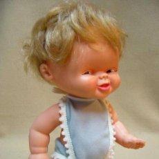 Lesly and Barriguitas dolls - GRACIOSO MUÑECO, ORIGINAL DE FAMOSA, grasitin, OJOS FIJOS, ROPITA ORIGINAL - 29698999