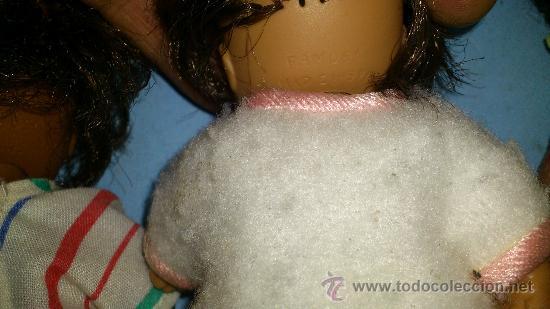 Muñecas Lesly y Barriguitas: BARRIGUITAS. 3 BARRIGUITAS NEGRITAS ... - Foto 4 - 115478944