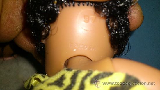 Muñecas Lesly y Barriguitas: BARRIGUITAS. 3 BARRIGUITAS NEGRITAS ... - Foto 5 - 115478944