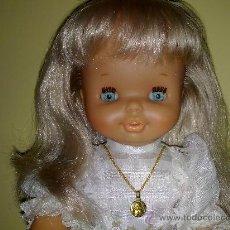 Muñecas Lesly y Barriguitas: MUÑECA COMUNIÓN FAMOSA.. Lote 31577475