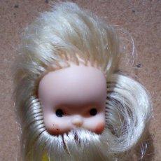 Puppen Lesly und Barriguitas - Enanito amarillo de Barriguitas Blancanieves, Famosa. - 31603343