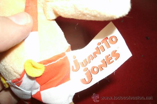 Muñecas Lesly y Barriguitas: MUÑECO DE JUANITO JONES DE FAMOSA CON ETIQUETA - Foto 3 - 120615975