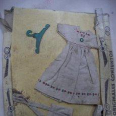 Muñecas Lesly y Barriguitas: ANTIGUO VESTIDO DE NELY AMIGUITA DE LISSI. Lote 32080871