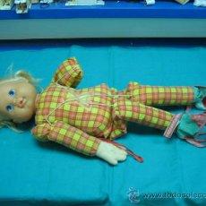 Muñecas Lesly y Barriguitas: MUÑECA DE FAMOSA AÑO 1995. Lote 32346641
