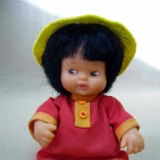 Muñecas Lesly y Barriguitas: MUÑECA, BARRIGITA, VESTIDA DE CHINA. Lote 32689467
