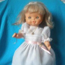 Muñecas Lesly y Barriguitas: MUÑECA -HELEN COMUNION.2- DE FAMOSA.CON MINISON FUNCIONANDO.AÑOS 80.. Lote 34234239