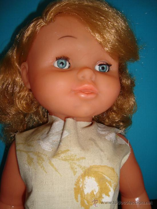 Muñecas Lesly y Barriguitas: ENCANTADORA MUÑECA años 60 - Foto 3 - 34928195
