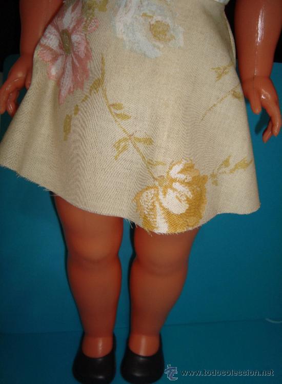 Muñecas Lesly y Barriguitas: ENCANTADORA MUÑECA años 60 - Foto 8 - 34928195