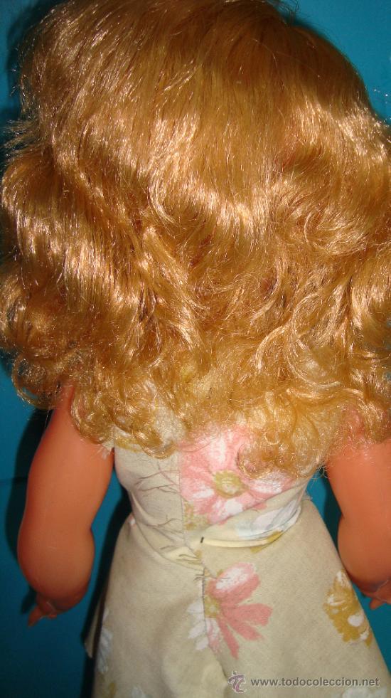 Muñecas Lesly y Barriguitas: ENCANTADORA MUÑECA años 60 - Foto 4 - 34928195