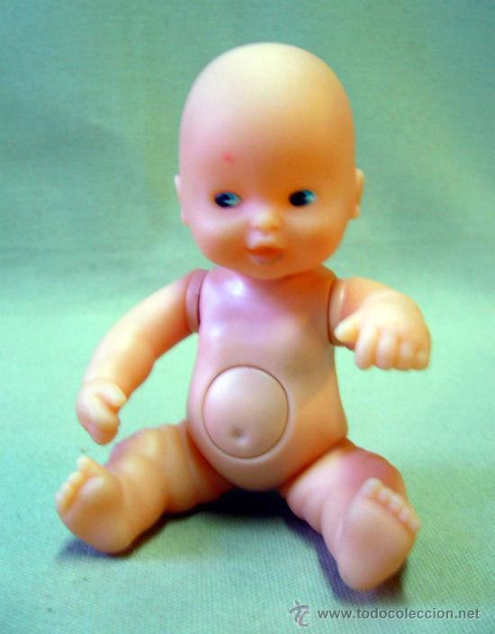 Muñecas Lesly y Barriguitas: MUÑECO BEBE, BARRIGUITAS, ORIGINAL DE FAMOSA - Foto 2 - 35078677