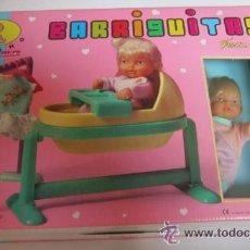 Muñecas Lesly y Barriguitas: BARRIGUITAS RETOÑO, MUÑECA MAS BAÑERA EN CAJA. CC. Lote 35990100