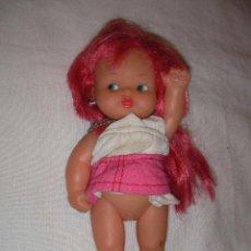 Muñecas Lesly y Barriguitas: MUÑECA BARRIGUITAS PELIRROJA. Lote 37010680