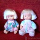 Muñecas Lesly y Barriguitas: RARISIMOS MUÑECOS BARRIGUITAS MARCADOS FAIRLAND TOY 1986,NIÑO Y NIÑA SEXADOS. Lote 37777306