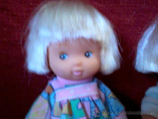 Muñecas Lesly y Barriguitas: RARISIMOS MUÑECOS BARRIGUITAS MARCADOS FAIRLAND TOY 1986,NIÑO Y NIÑA SEXADOS - Foto 3 - 37777306