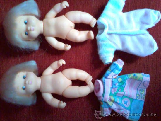 Muñecas Lesly y Barriguitas: RARISIMOS MUÑECOS BARRIGUITAS MARCADOS FAIRLAND TOY 1986,NIÑO Y NIÑA SEXADOS - Foto 5 - 37777306