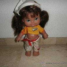 Muñecas Lesly y Barriguitas: FAMOSA - MUÑECA JAGGETS MORENA DE FAMOSA , 111-1. Lote 38377404