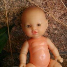 Muñecas Lesly y Barriguitas: MUÑECO BEBE DE BERJUSA PELONCETE PELON . Lote 39418548