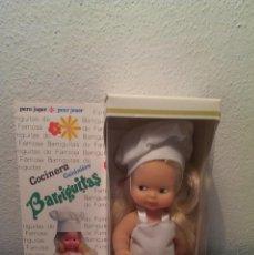 Muñecas Lesly y Barriguitas: BARRIGUITAS COCINERA. Lote 136500314
