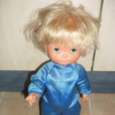 Muñecas Lesly y Barriguitas: MUÑECO GALAXY DE FAMOSA CON BOTAS ORIGINAL AÑOS 80. Lote 39896450
