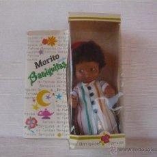 Muñecas Lesly y Barriguitas: BARRIGUITAS MORITO EN SU BLISTER ORIGINAL. Lote 40005318