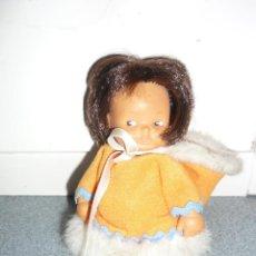 Muñecas Lesly y Barriguitas: BARRIGUITAS DEL MUNDO ESQUIMAL. DE FAMOSA. Lote 40272933