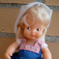 Muñecas Lesly y Barriguitas: MUÑECA BARRIGUITAS HOLANDESA, PAÍSES DEL MUNDO HOLANDA. Lote 40324680