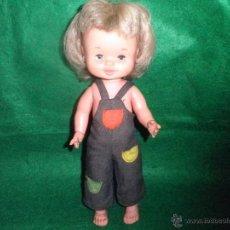 Muñecas Lesly y Barriguitas: MUÑECA DE FAMOSA. Lote 108753334