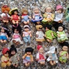 Muñecas Lesly y Barriguitas: BARRIGUITAS DE FAMOSA. Lote 41524775